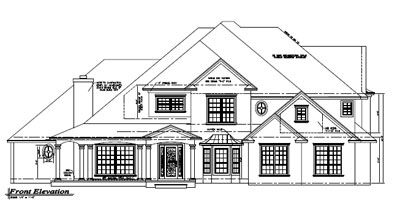 Ocala FL Custom Home Designs & Drafting